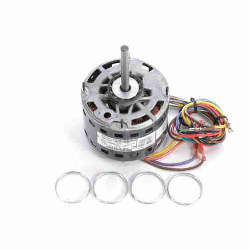Genteq 3584 1/4 HP 1075 RPM 208-230 Volts Direct Drive Blower Motor