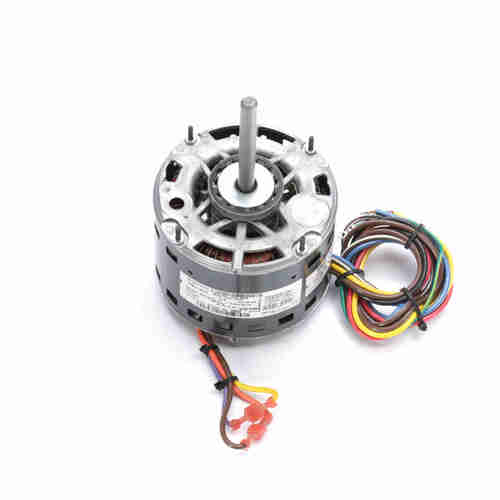 Genteq 3993 1/4 HP 1625 RPM 208-230 Volts Direct Drive Blower Motor