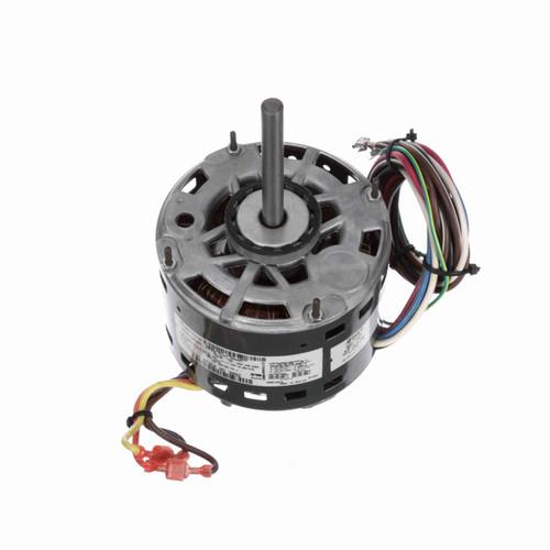 Genteq 3992 1/4 HP 1625 RPM 115 Volts Direct Drive Blower Motor