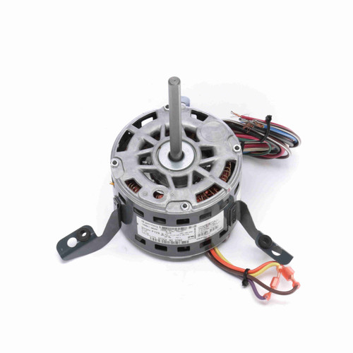 Genteq 3782 1/6 HP 1075 RPM 115 Volts Direct Drive Blower Motor