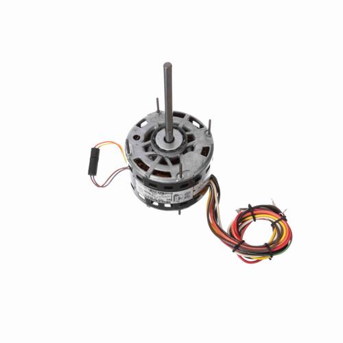 Genteq 3D001 1/6 HP 1075 RPM 277/230 Volts Direct Drive Blower Motor