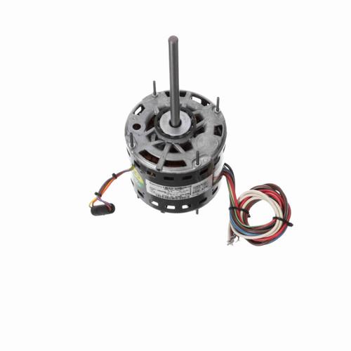 Genteq 3D006 1/3 HP 1075 RPM 460 Volts Direct Drive Blower Motor