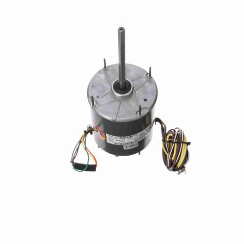 Genteq 3731HS 3/4 HP 1075 RPM 208-230 Volts Condenser Fan Motor