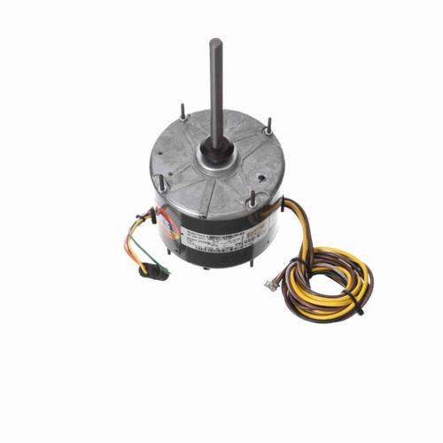 Genteq 3736HS 1/4 HP 1075 RPM 460 Volts Condenser Fan Motor