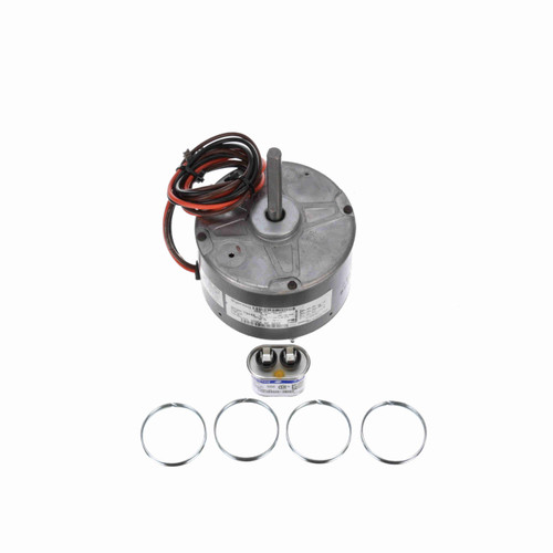 Genteq 3222 1/6 HP 1075 RPM 208-230 Volts Rheem Replacement Motor
