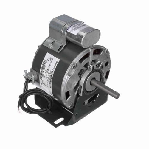 Genteq 3009 1/5 HP 1075 RPM 230 Volts Hussman Replacement Motor