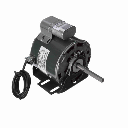Genteq 3001 1/3 HP 1625 RPM 208-230 Volts Hill Refrigeration Replacement Motor