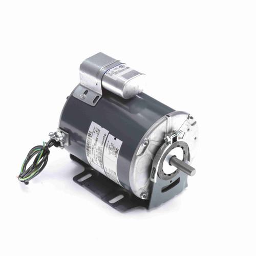Genteq 3124 1/3 HP 1625 RPM 230 Volts Copeland Replacement Motor