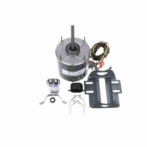 Genteq 3214 1/3 HP 1075 RPM 208-230 Volts Unit Heater Motor