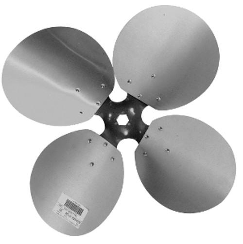 Lau 60-5554-01 4-Blade Free Air Fan Blade