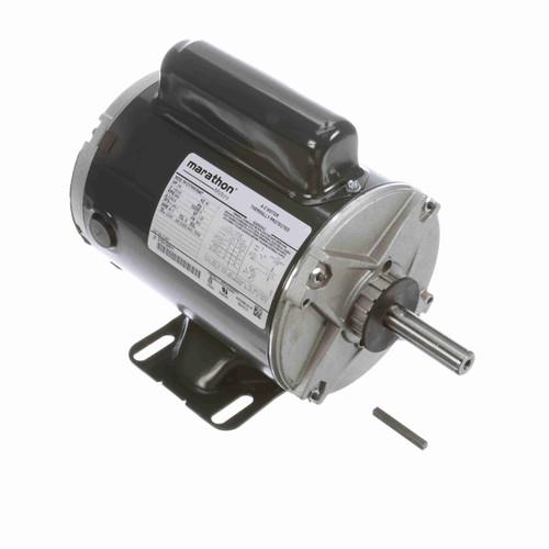 Marathon C1467 3/4 HP 3450 RPM 115/230 Volts Aeration Fan Motor