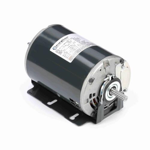 Marathon B402 1/3 HP 1725/1165 RPM 115 Volts Attic Fan Motor