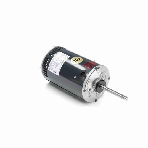 Marathon X507 1 HP 850 RPM 200-230/460 Volts Condenser Fan Motor