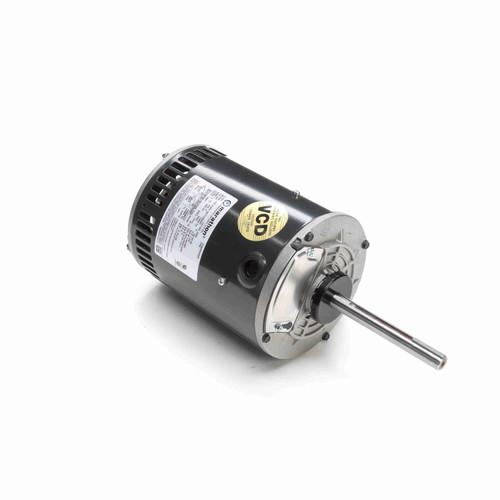 Marathon X502 1 HP 1140 RPM 200-230/460 Volts Condenser Fan Motor