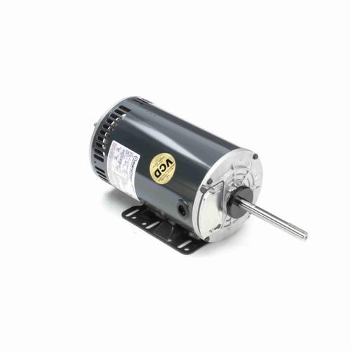 Marathon X531 1-1/2 HP 850 RPM 208-230/460 Volts Condenser Fan Motor