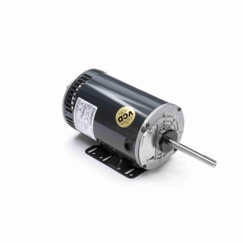 Marathon X528 1 HP 850 RPM 208-230/460 Volts Condenser Fan Motor