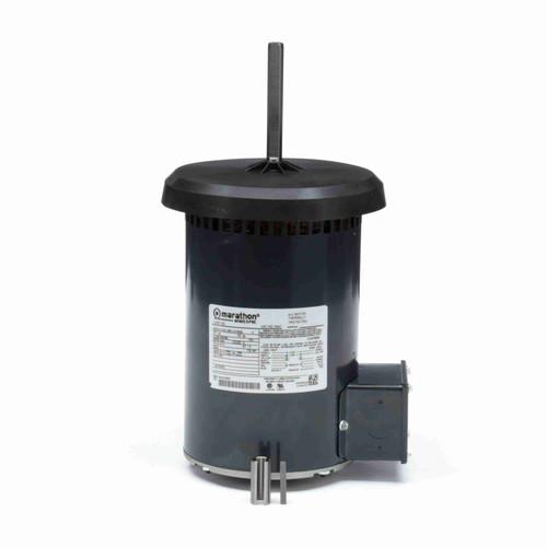Marathon P198 1-1/2 HP 1075 RPM 575 Volts Condenser Fan Motor