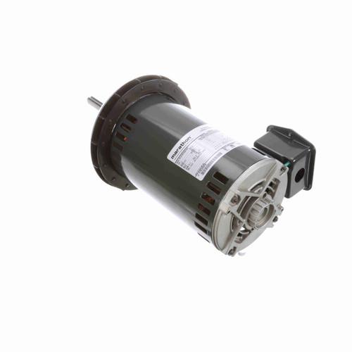 Marathon P196 1 HP 1075 RPM 575 Volts Condenser Fan Motor