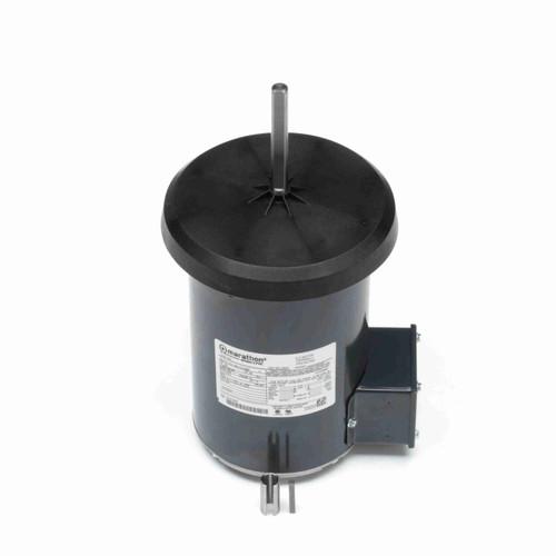 Marathon X447 0.8 HP 1075 RPM 200-230/460 Volts Condenser Fan Motor