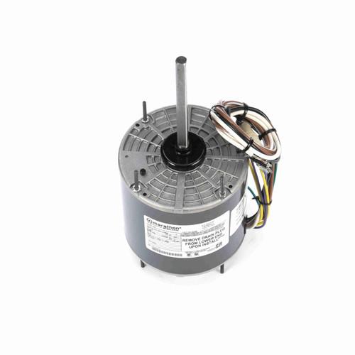 Marathon X458 1/2 HP 1075 RPM 460 Volts Condenser Fan Motor