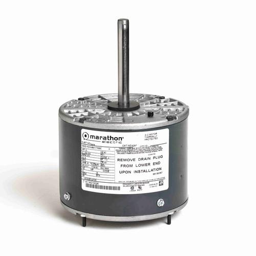 Marathon X443 1/2 HP 1075 RPM 208-230 Volts Condenser Fan Motor