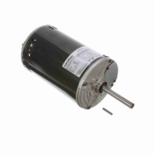 Marathon P190 1 HP 1200 RPM 200-230/460 Volts Condenser Fan Motor
