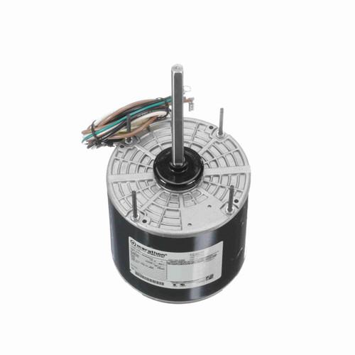 Marathon X086 1/3 HP 825 RPM 208-230 Volts Condenser Fan Motor