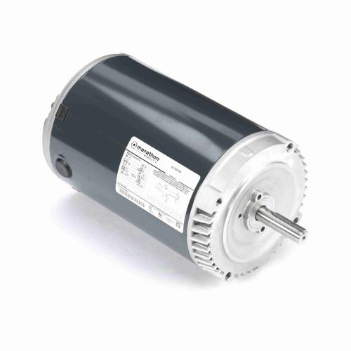 Marathon H221 1/2 HP 1140 RPM 115 Volts Exhaust Ventilator Motor