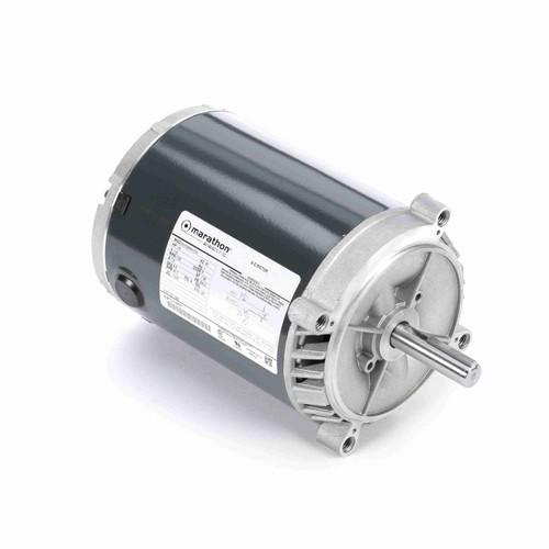 Marathon H290 1/2 HP 1725 RPM 115 Volts Exhaust Ventilator Motor