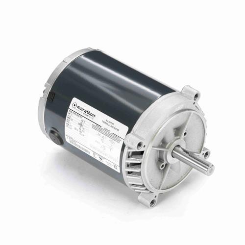 Marathon H218 1/3 HP 1725 RPM 115 Volts Exhaust Ventilator Motor