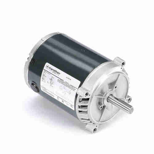 Marathon H217 1/3 HP 1725 RPM 115 Volts Exhaust Ventilator Motor