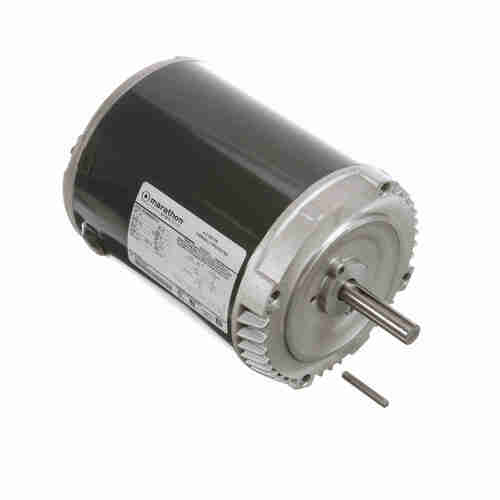Marathon H215 1/4 HP 1140 RPM 115 Volts Exhaust Ventilator Motor