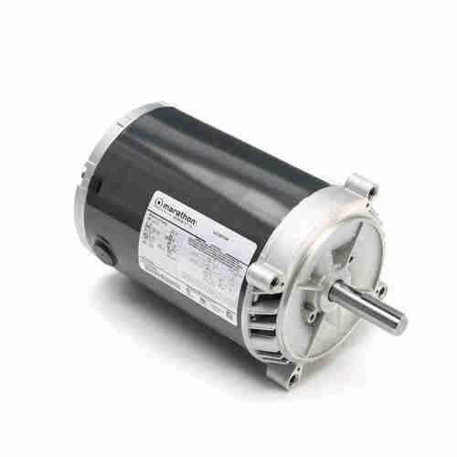 Marathon H223 1/4 HP 1725/1140 RPM 115 Volts Exhaust Ventilator Motor