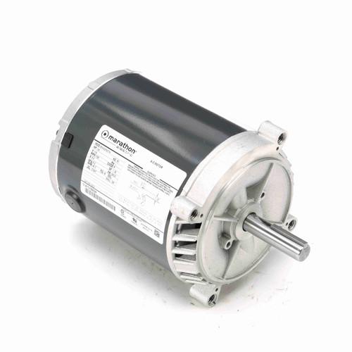Marathon H212 1/4 HP 1725 RPM 115 Volts Exhaust Ventilator Motor
