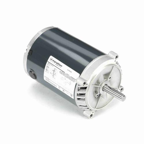 Marathon H205 1/12 HP 850 RPM 115 Volts Exhaust Ventilator Motor