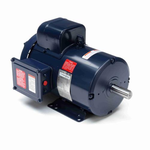 Marathon Z114A 5 HP 1755 RPM 208-230 Volts Farm Duty Motor