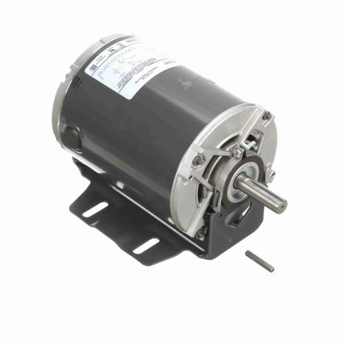 Marathon 4393 1/2 HP 1725 RPM 230 Volts Belt Drive Fan and Blower Motor