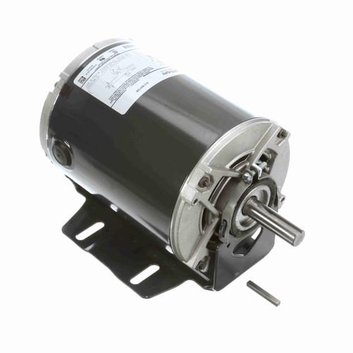 Marathon 4390 1/2 HP 1725 RPM 115 Volts Belt Drive Fan and Blower Motor