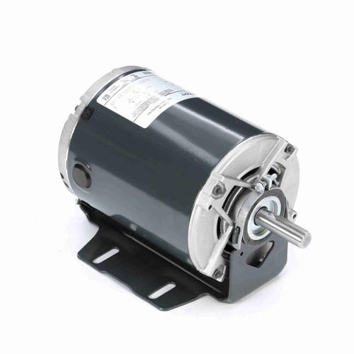 Marathon 4392 1/2 HP 1725 RPM 115 Volts Belt Drive Fan and Blower Motor