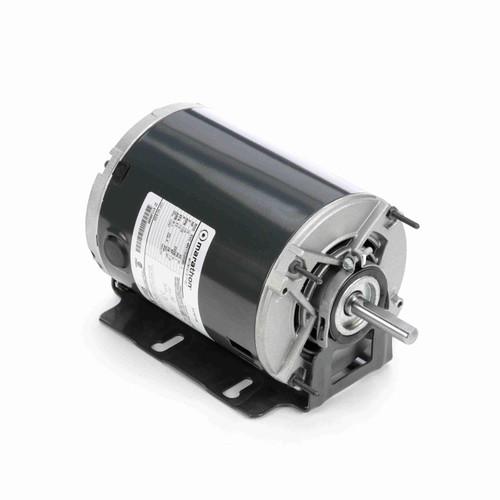 Marathon B306 1/2 HP 1725 RPM 115 Volts Belt Drive Fan and Blower Motor