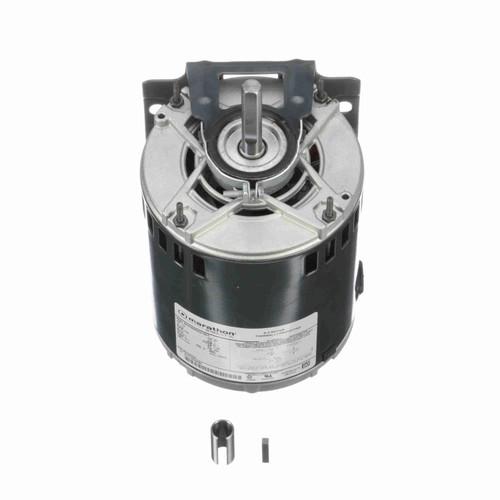 Marathon HG703 1/2 HP 1725 RPM 115 Volts Belt Drive Fan and Blower Motor