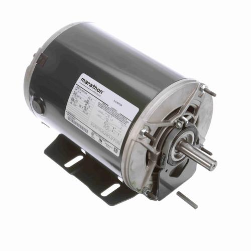 Marathon H275 1/2 HP 1725/1140 RPM 230 Volts Belt Drive Fan and Blower Motor