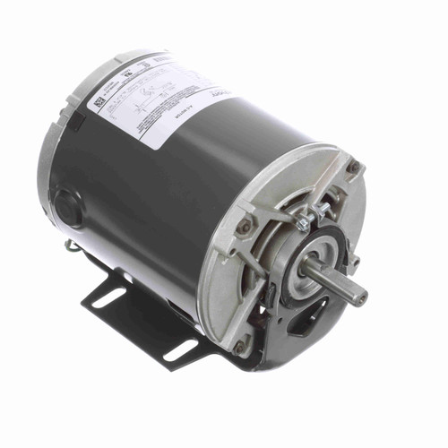Marathon 4370 1/3 HP 1725 RPM 115 Volts Belt Drive Fan and Blower Motor