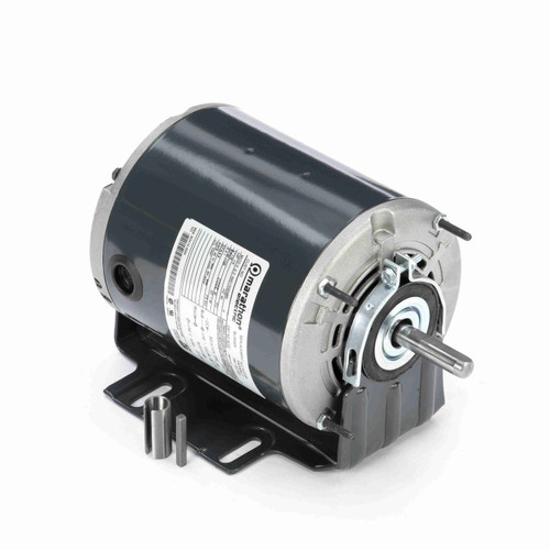 Marathon B202 1/3 HP 1725 RPM 115 Volts Belt Drive Fan and Blower Motor