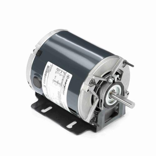 Marathon B305 1/3 HP 1725 RPM 115 Volts Belt Drive Fan and Blower Motor