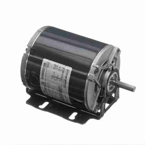 Marathon B207 1/3 HP 1725 RPM 115 Volts Belt Drive Fan and Blower Motor