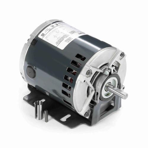 Marathon HG711 1/3 HP 1725 RPM 115 Volts Belt Drive Fan and Blower Motor