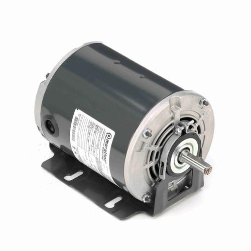Marathon D143 1/3 HP 1725 RPM 115 Volts Belt Drive Fan and Blower Motor