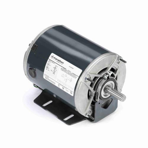 Marathon H162 1/4 HP 1140 RPM 115 Volts Belt Drive Fan and Blower Motor