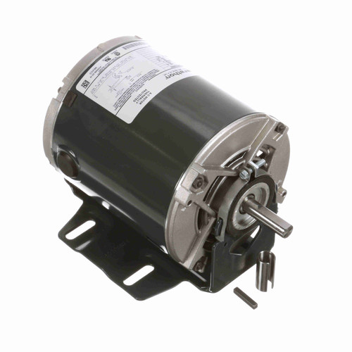 Marathon 4363 1/4 HP 1725 RPM 115 Volts Belt Drive Fan and Blower Motor